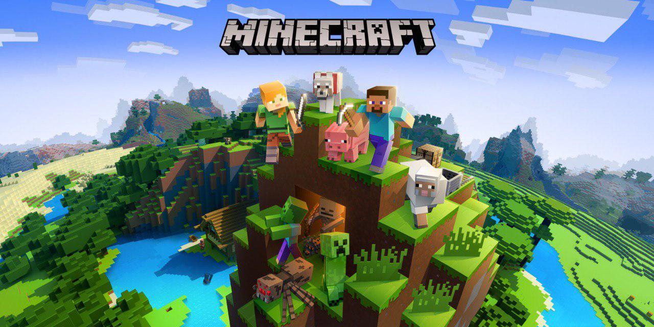 Квест Minecraft Новый Мир картинка