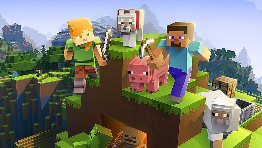 Квест Minecraft картинка
