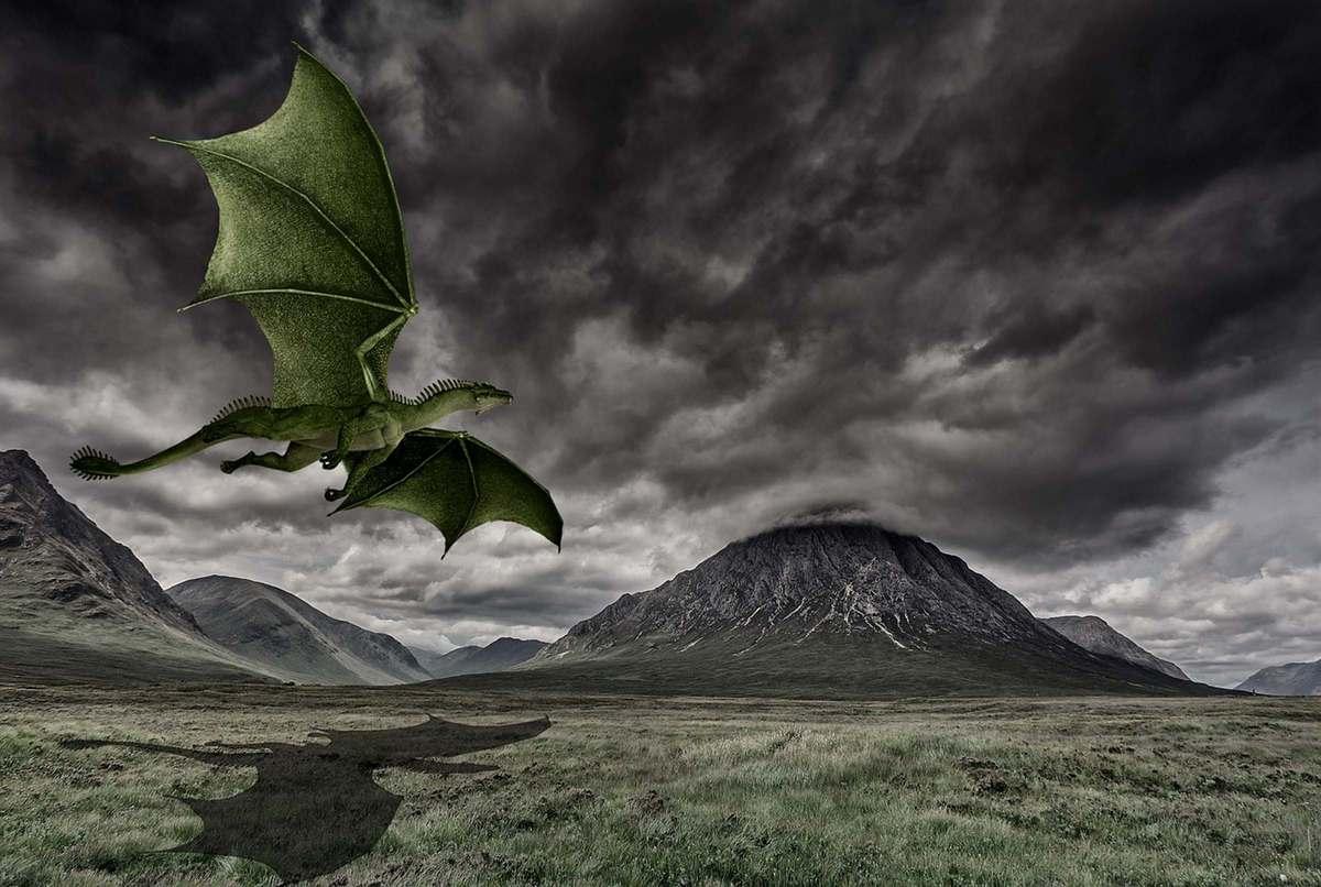 Квест Сокровище дракона картинка